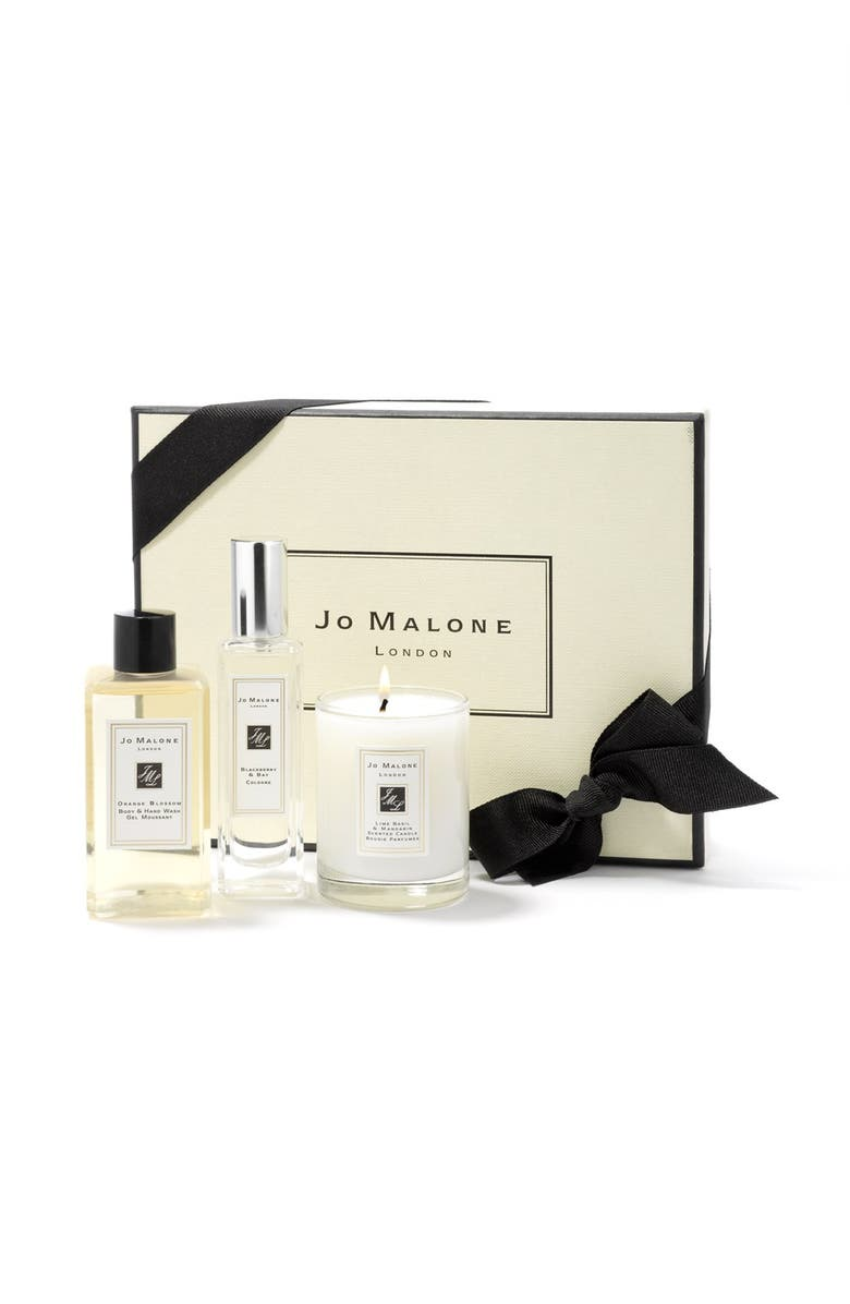 JO MALONE LONDON<SUP>™</SUP> Jo Malone<sup>™</sup> Fragrance & Candle Gift Set, Main, color, No Color