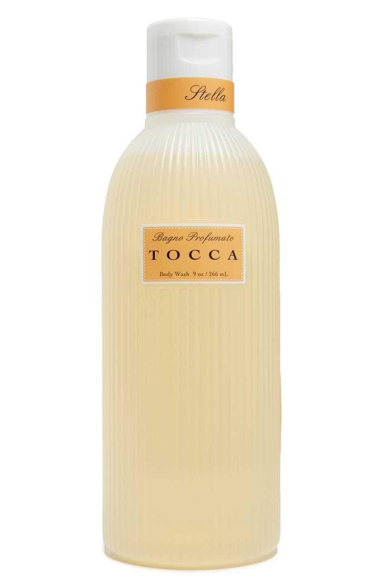 TOCCA Stella Body Wash, Main, color, NO COLOR
