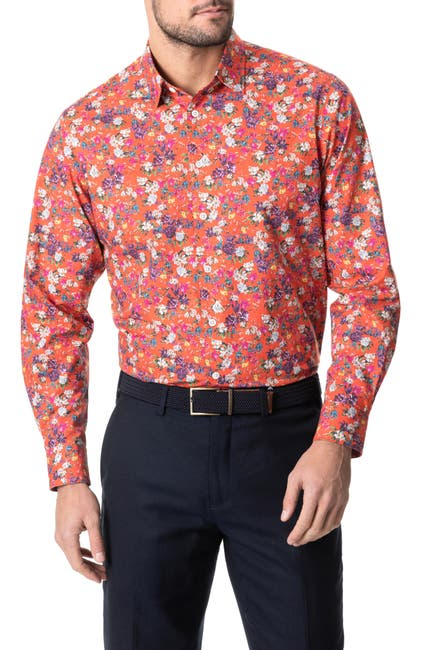 Image of RODD AND GUNN Rosser Street Regular Fit Shirt