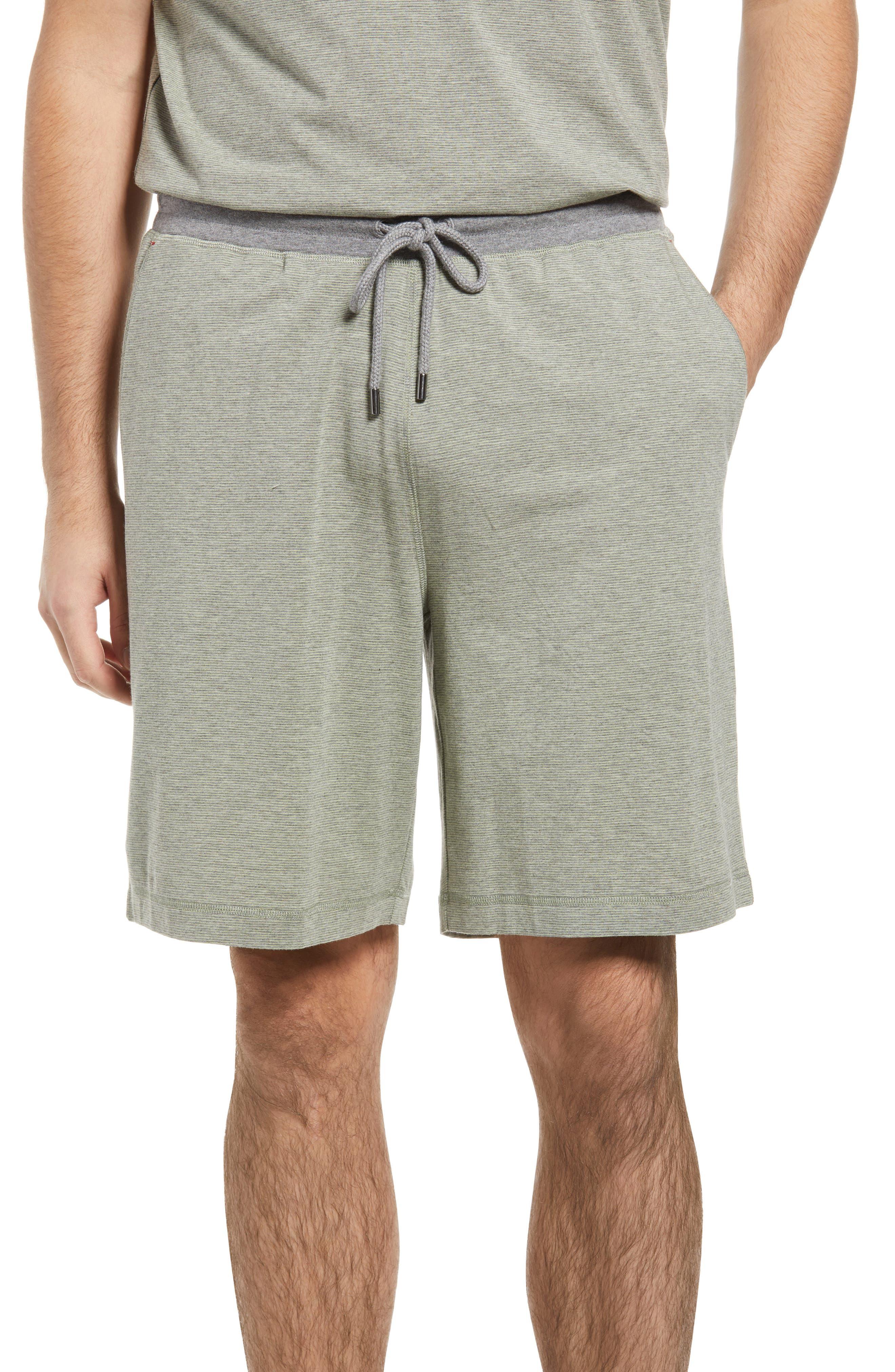 Men's Daniel Blucher Feeder Stripe Pajama Shorts