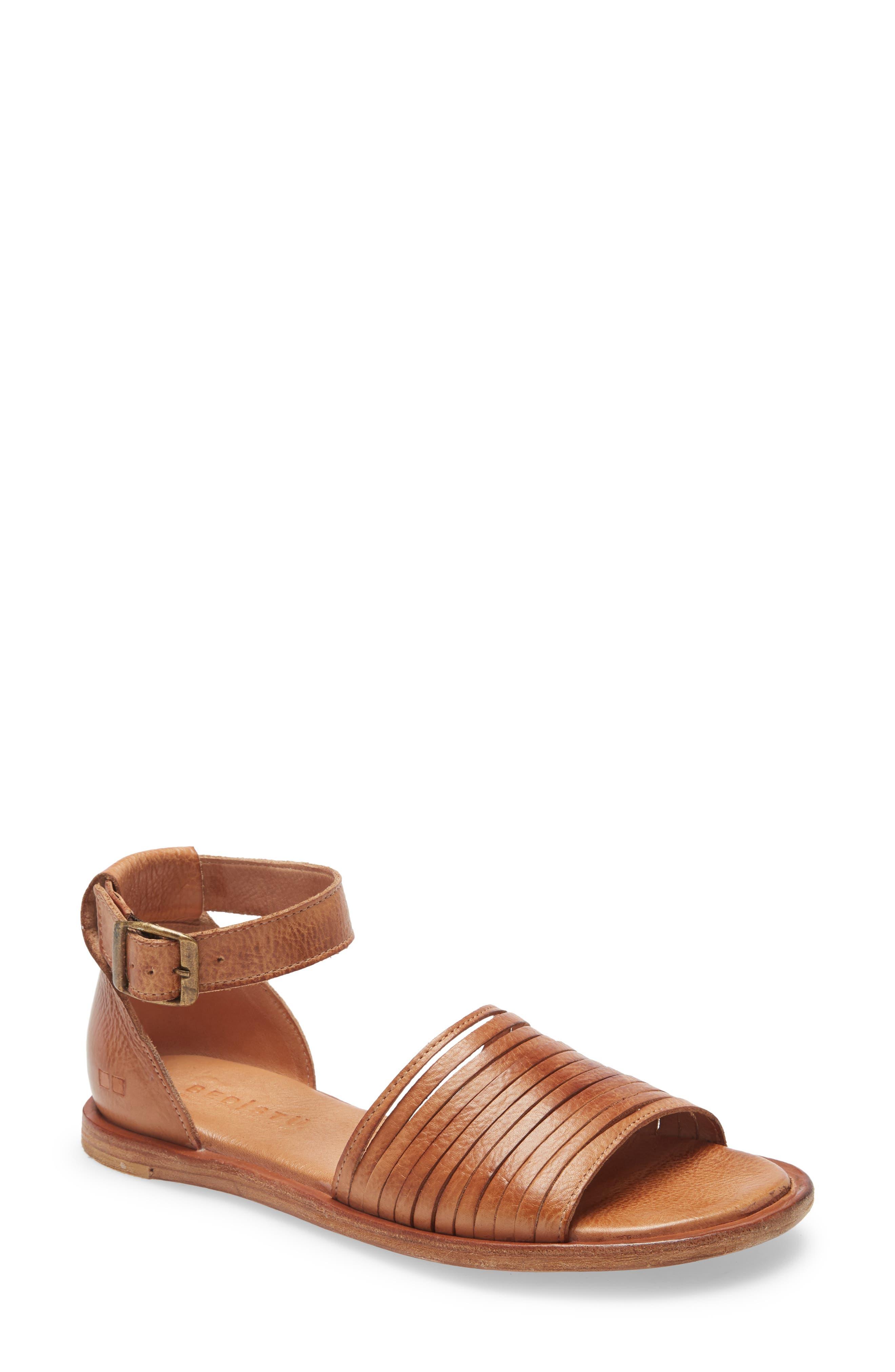 Lilia Ankle Strap Sandal