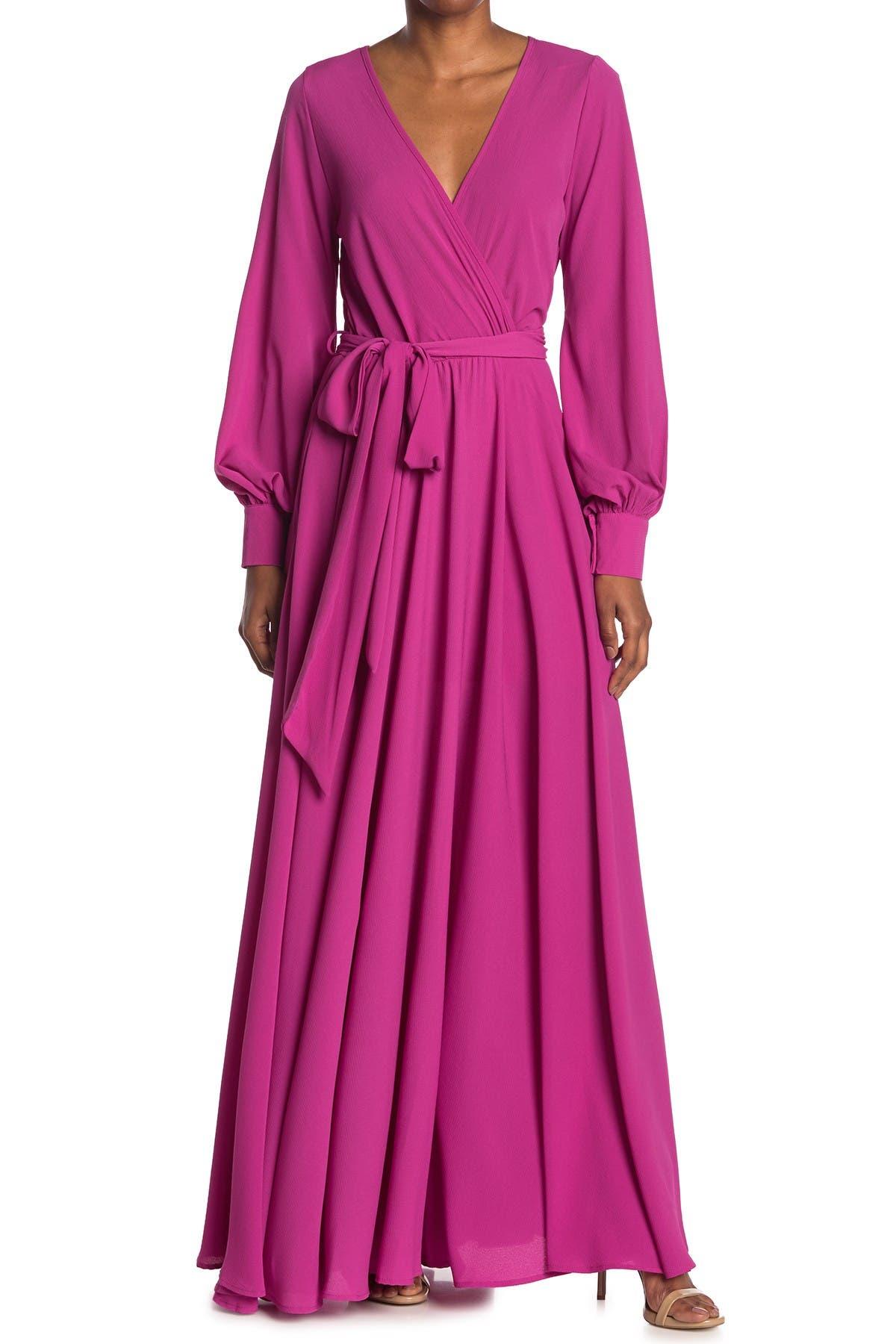 Image of Meghan LA LilyPad Maxi Dress