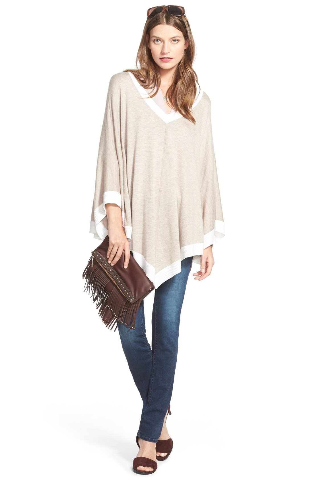 ,                             Perfect Roll Tab Sleeve Tunic,                             Alternate thumbnail 354, color,                             650