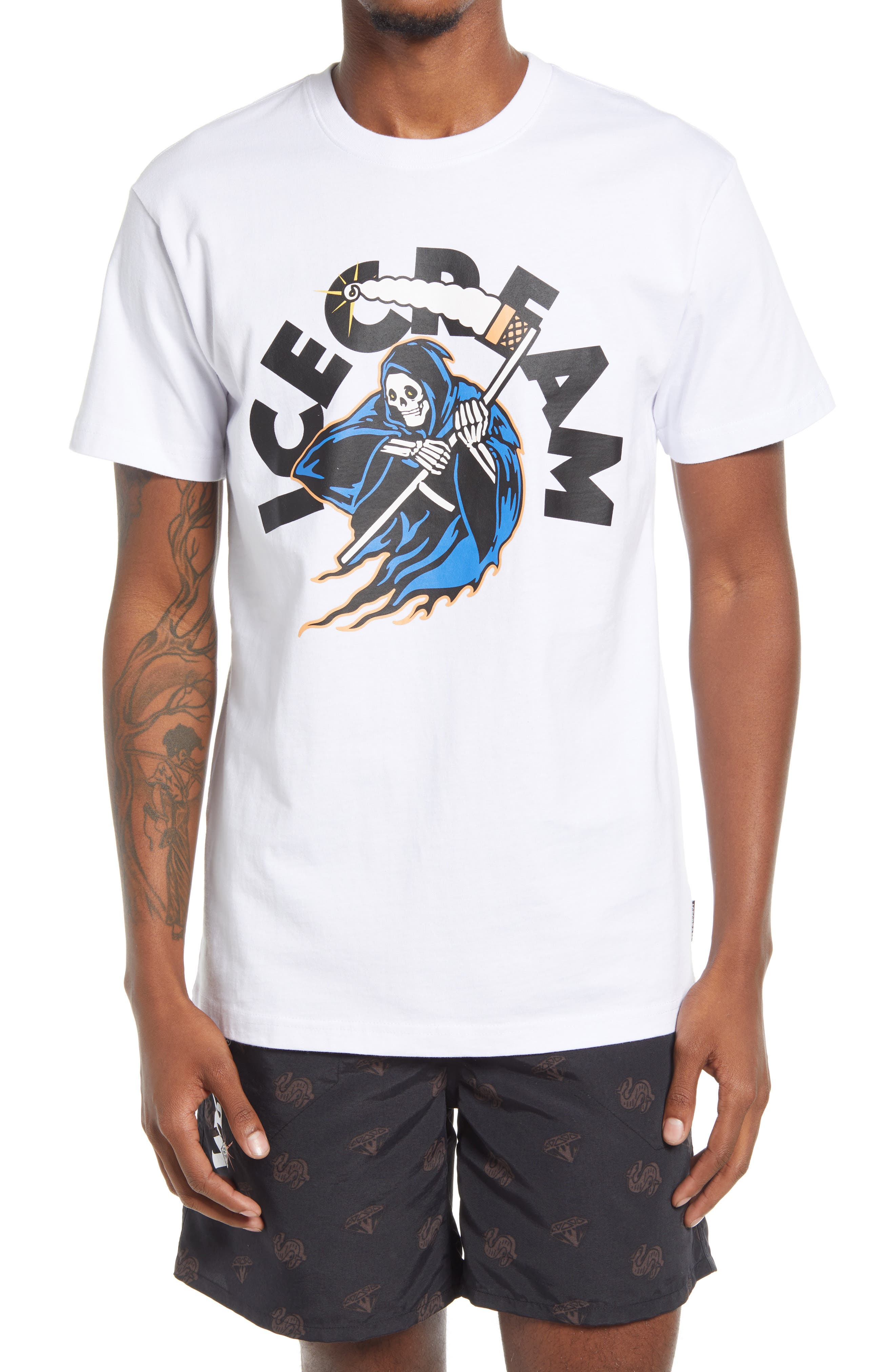 Men's Don'T Fear The Reaper Graphic Tee