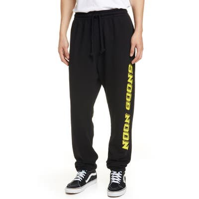 Noon Goons Practice Sweatpants, Black