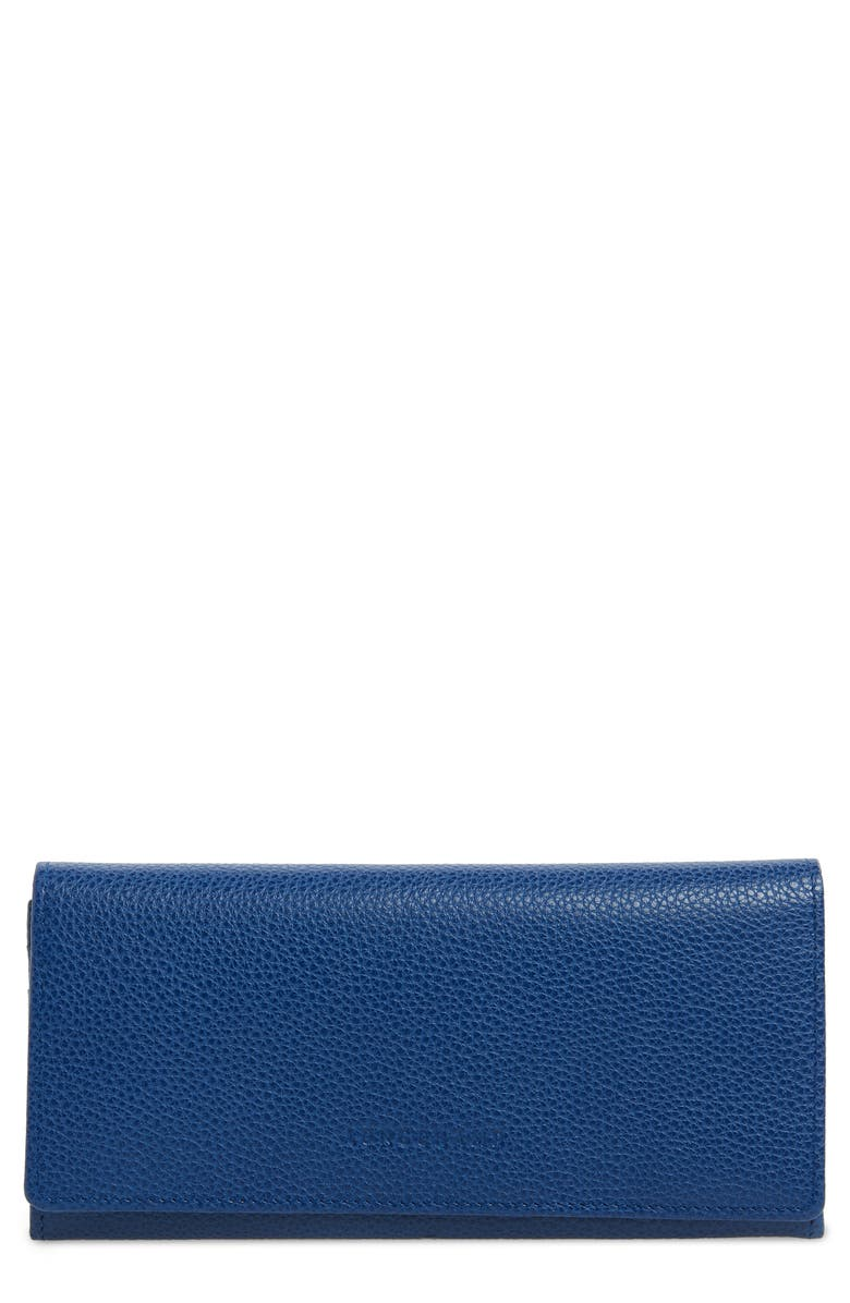 Longchamp Veau Continental Wallet