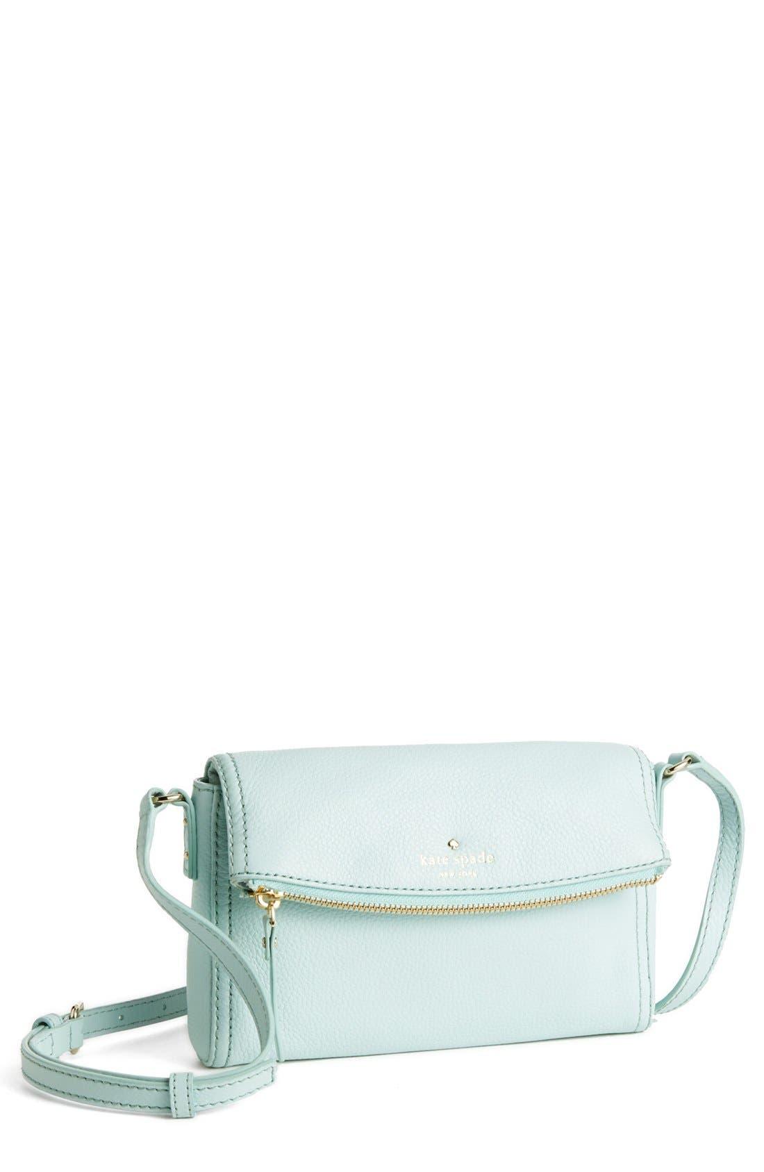 ,                             'cobble hill - mini carson' crossbody bag,                             Main thumbnail 32, color,                             401