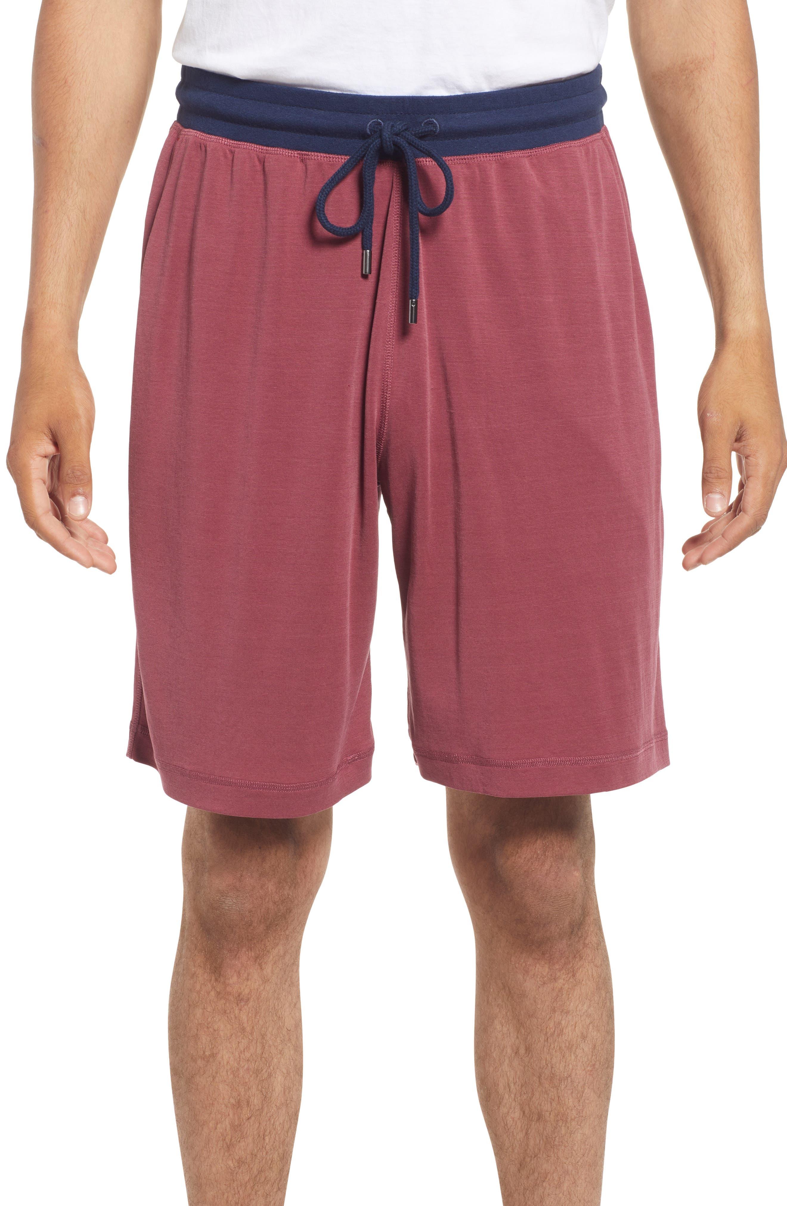 Modal Blend Pajama Shorts