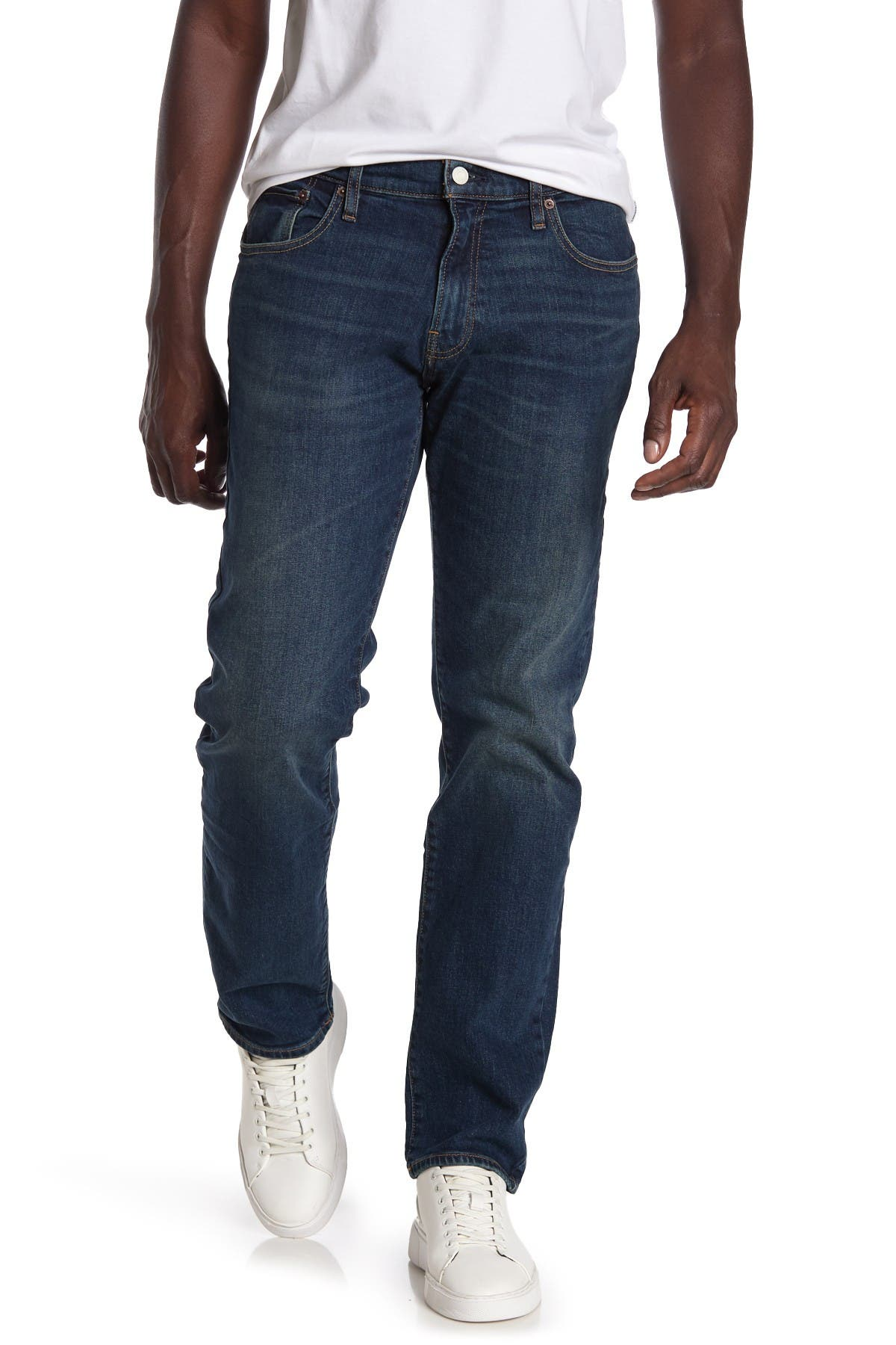 "Image of Lucky Brand 221 Straight Jeans - 30-34"" Inseam"