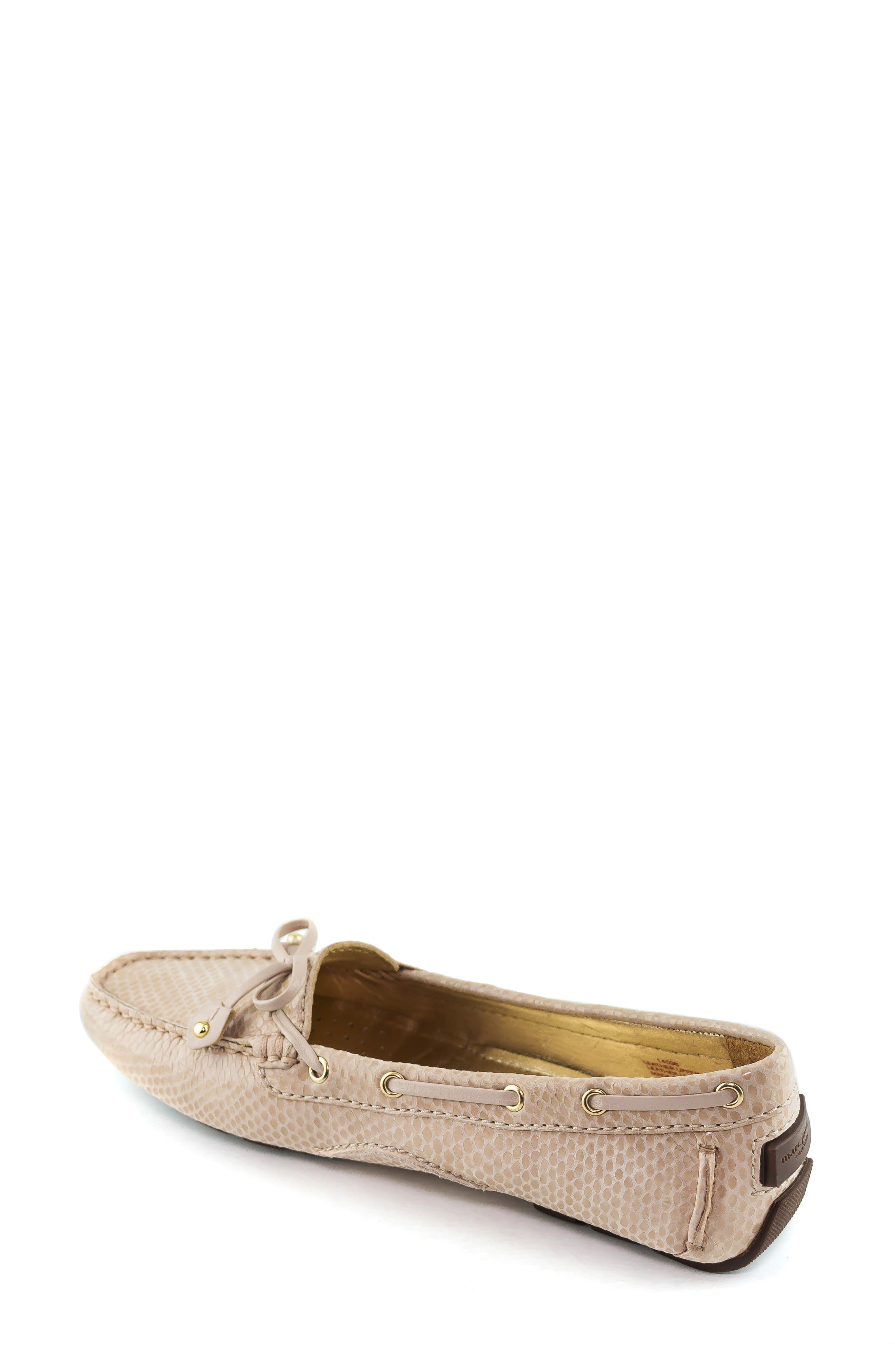 ,                             'Cypress Hill' Loafer,                             Alternate thumbnail 2, color,                             BLUSH SNAKE PRINT LEATHER