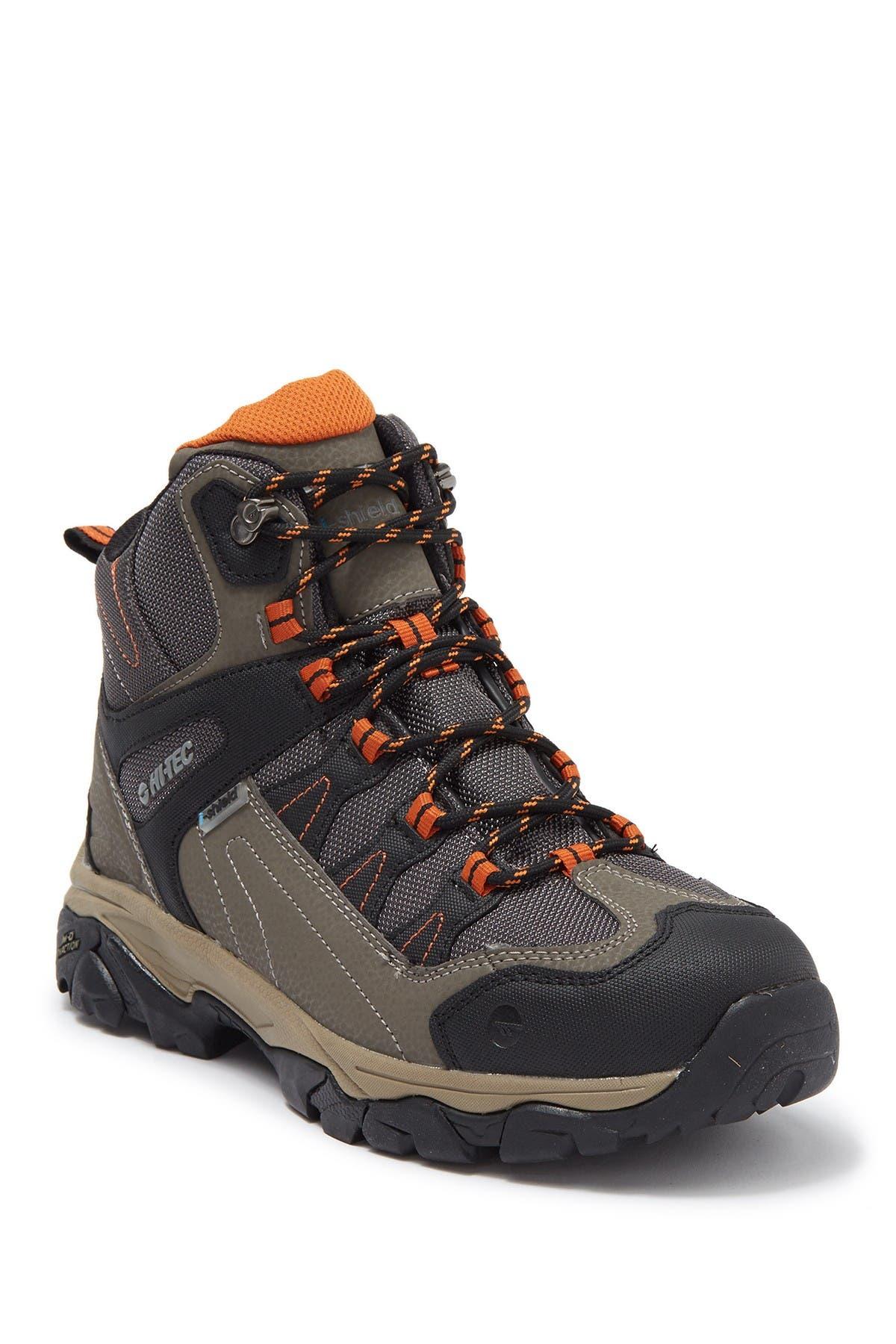 Image of Hi-Tec Thorpe Mid I Hiking Sneaker