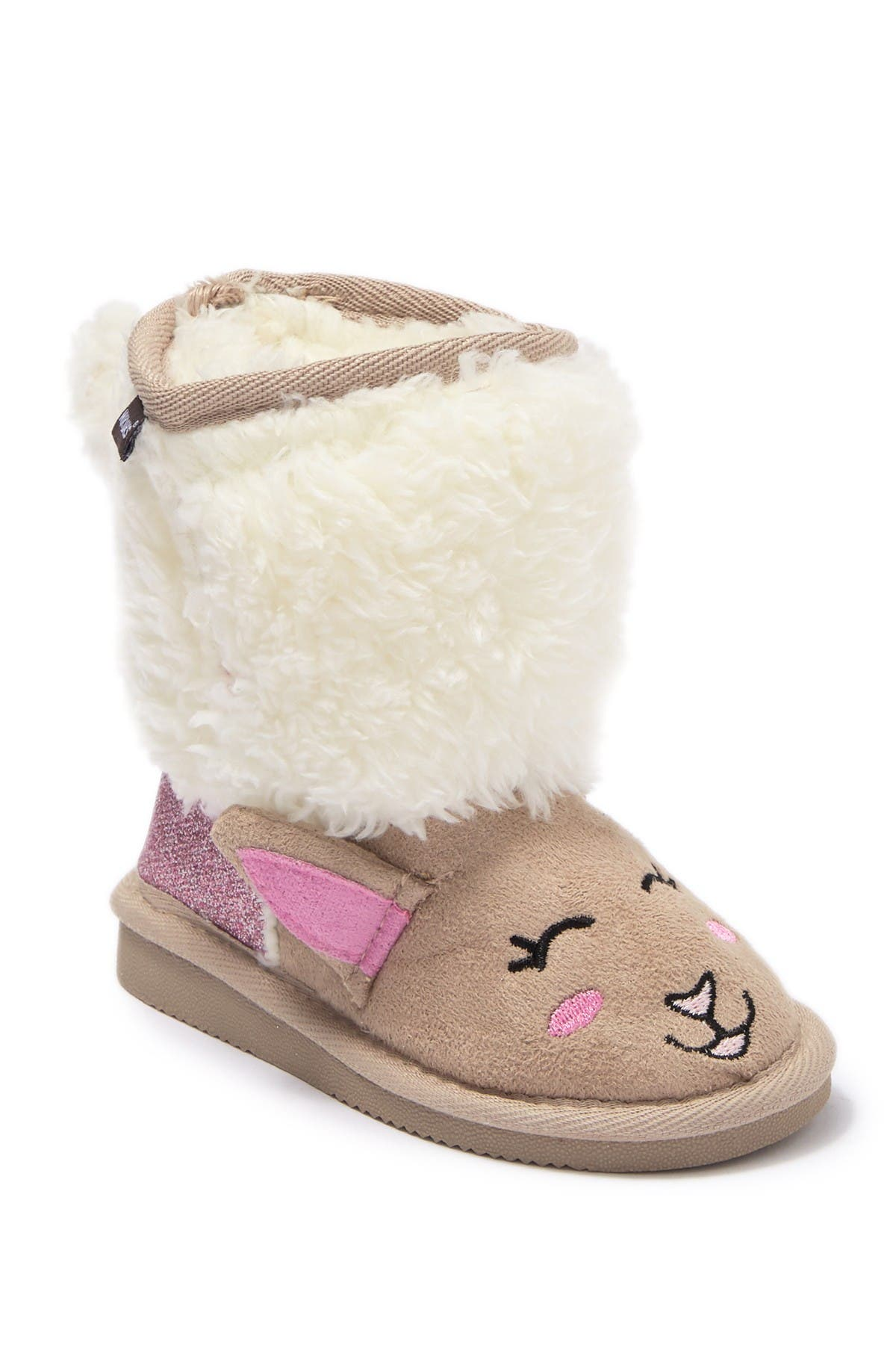 Image of MUK LUKS Novelty Faux Fur Boot