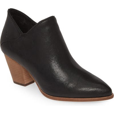 Frye Reed Bootie- Black