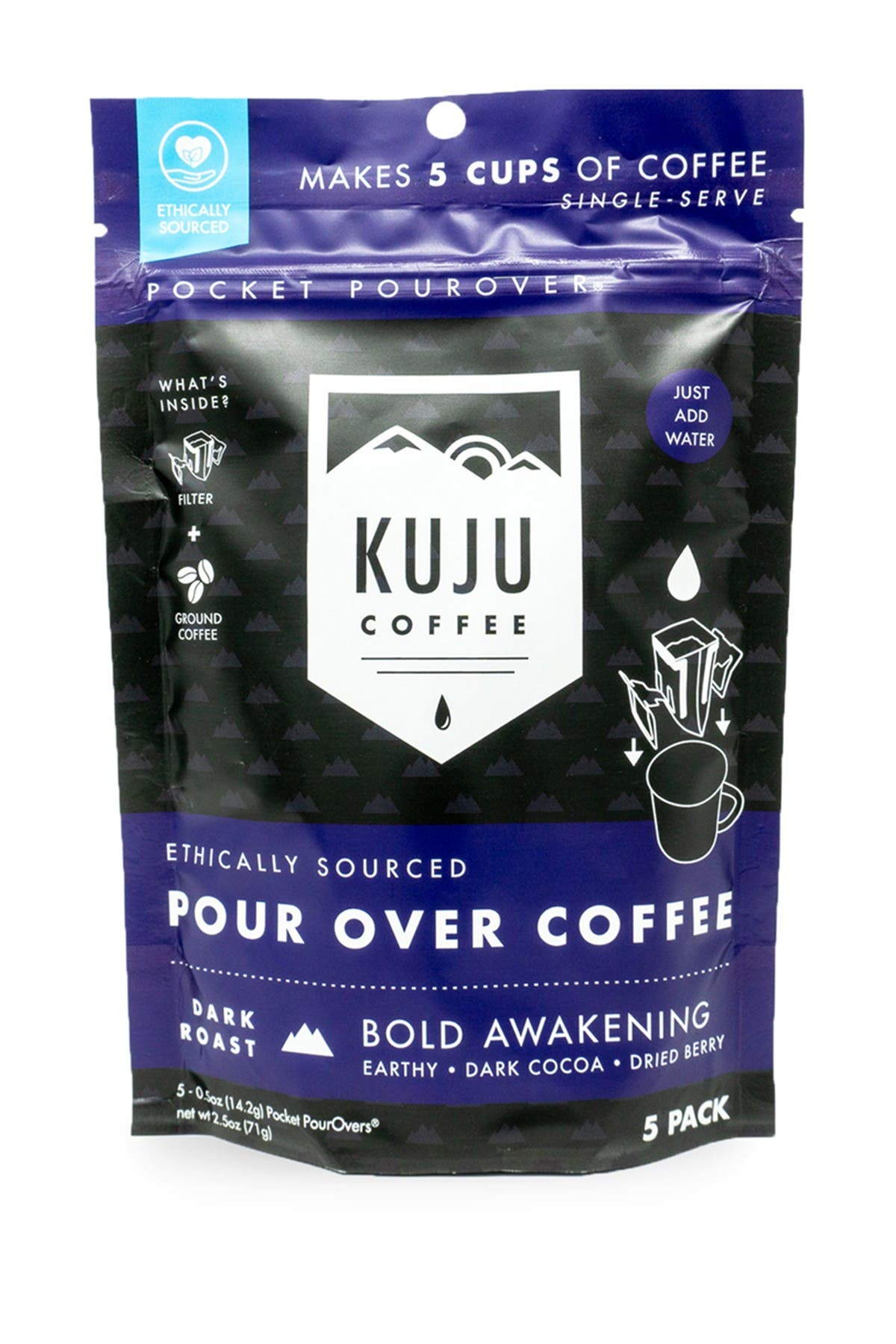 Image of KUJU COFFEE Kuju Hero Pack Coffee Bundle
