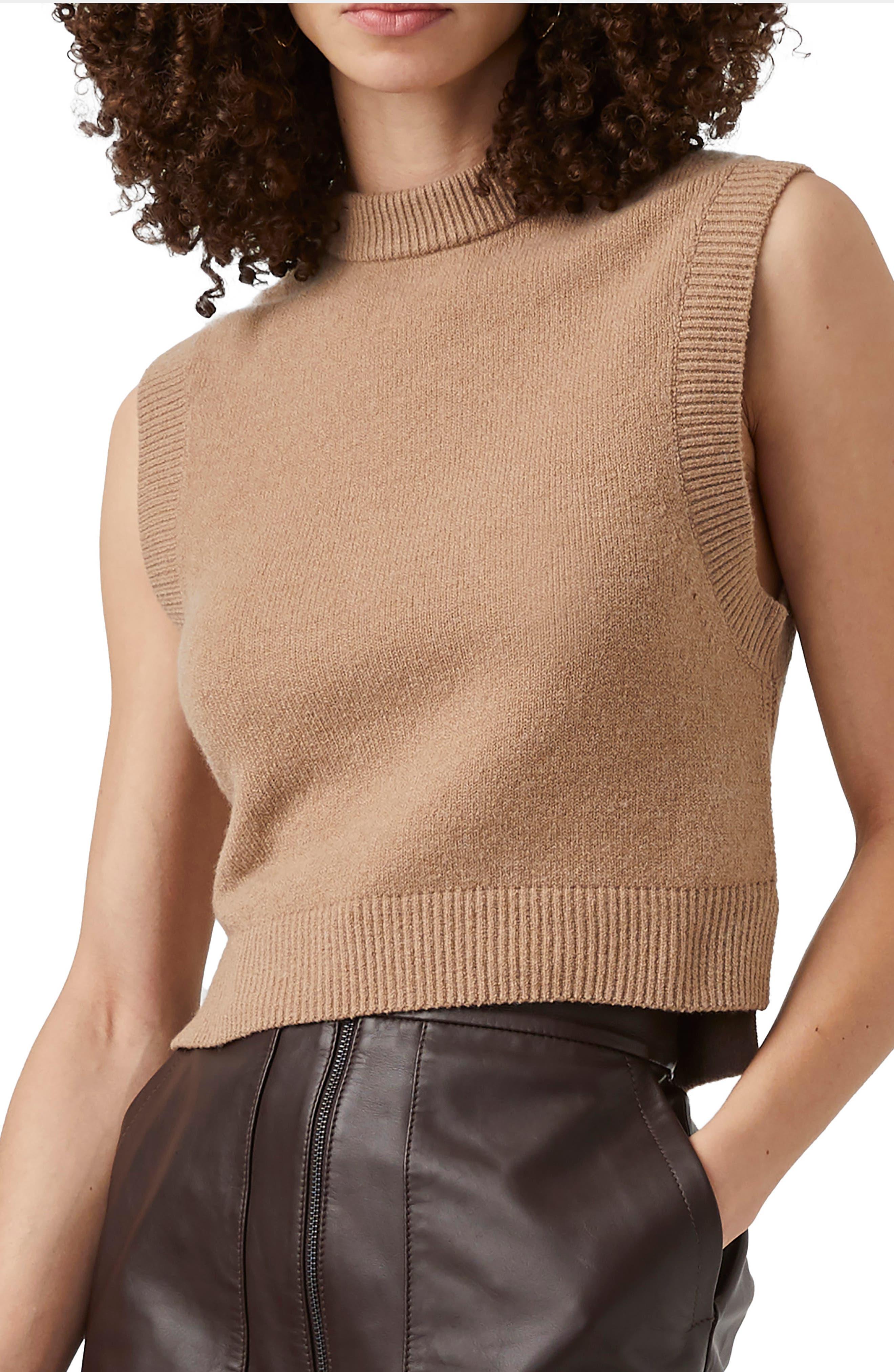 Millia Vhari Sleeveless Sweater
