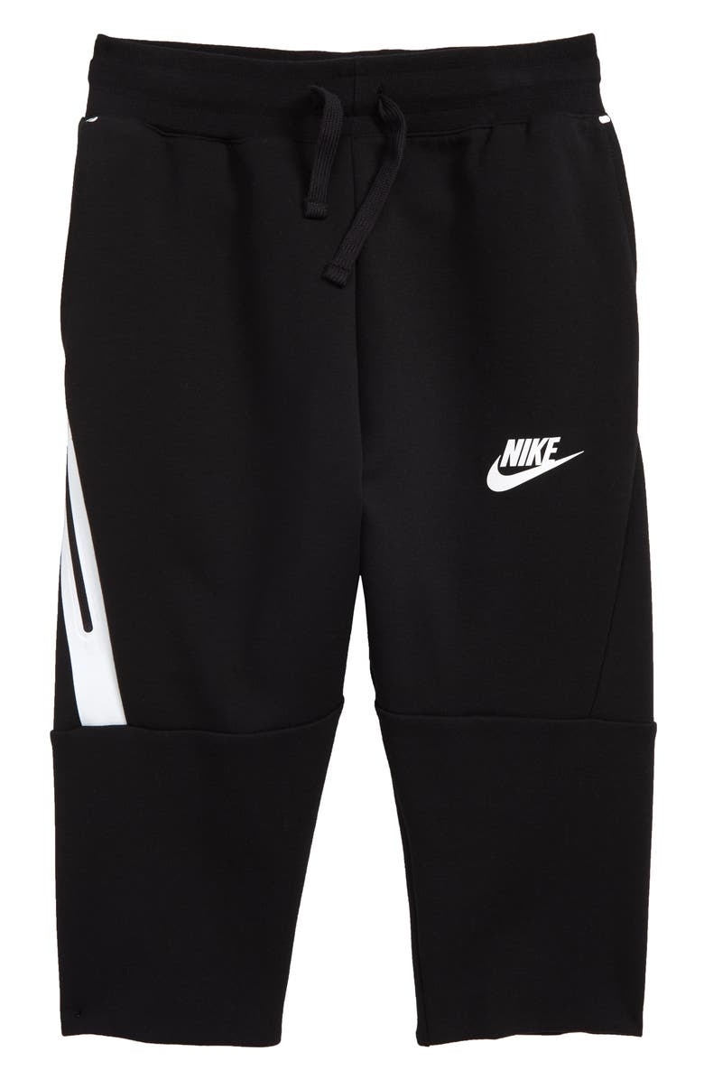 NIKE Sportswear Tech Fleece Energy Crop Sweatpants, Main, color, 010