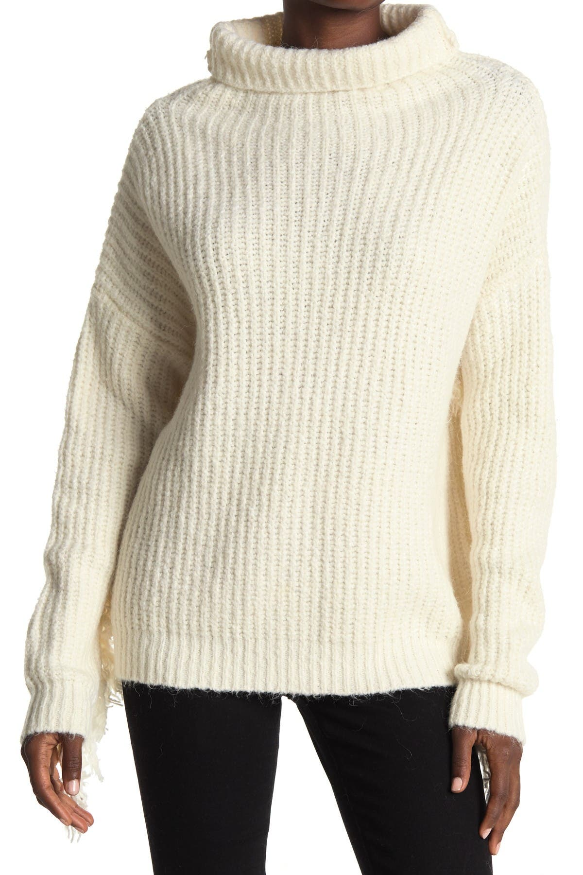 Image of Line Frances Ribbed Knit Sweater