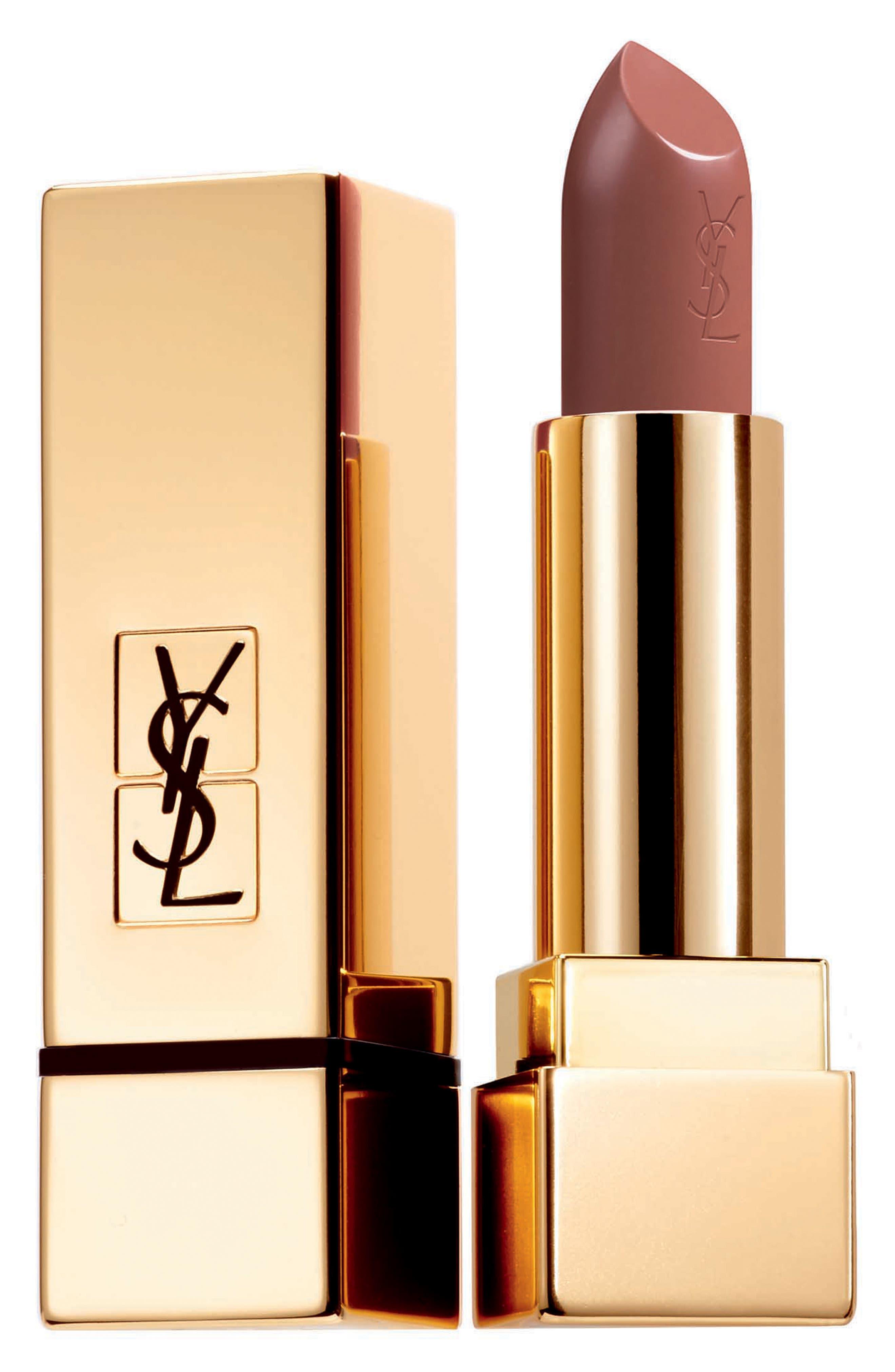 Yves Saint Laurent Rouge Pur Couture Satin Lipstick - 53 Beige Promenade