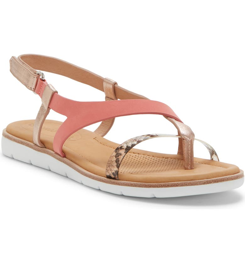 CC CORSO COMO<SUP>®</SUP> Blessia Sandal, Main, color, PORCELAIN ROSE LEATHER