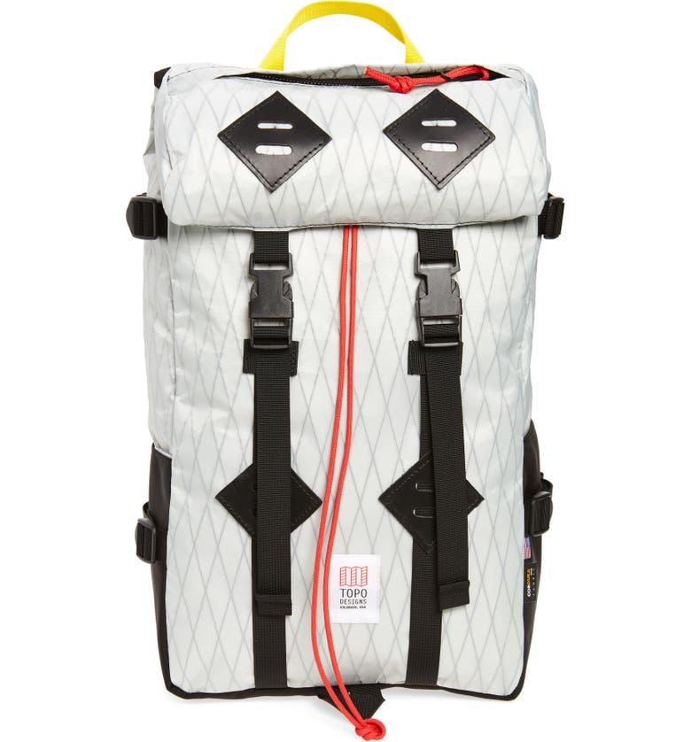 TOPO DESIGNS Klettersack Backpack, Main, color, 101