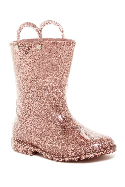 Image of Western Chief Sparkle Waterproof Rain Boot