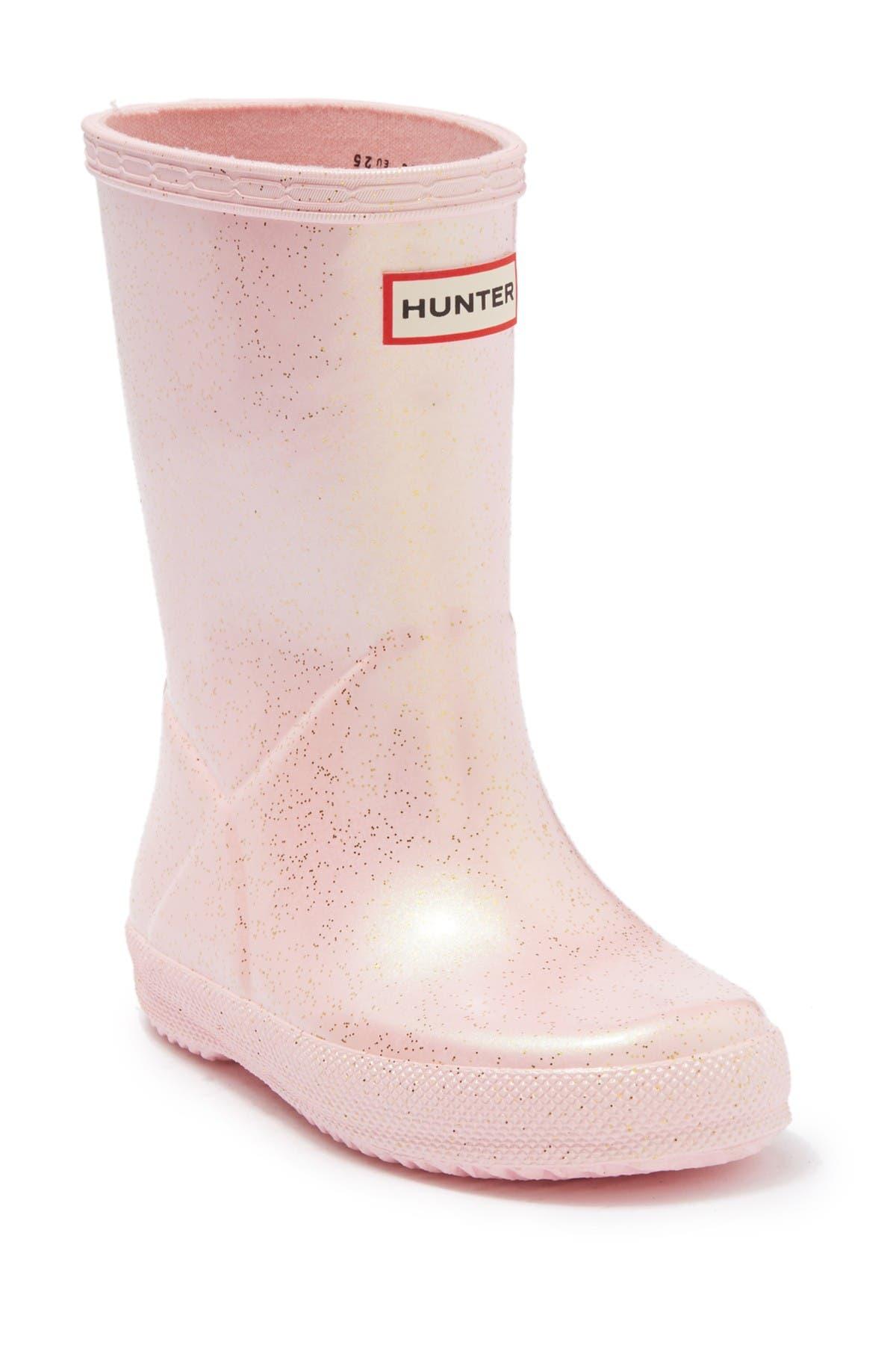 Image of Hunter Classic Supernova Glitter Waterproof Rain Boot