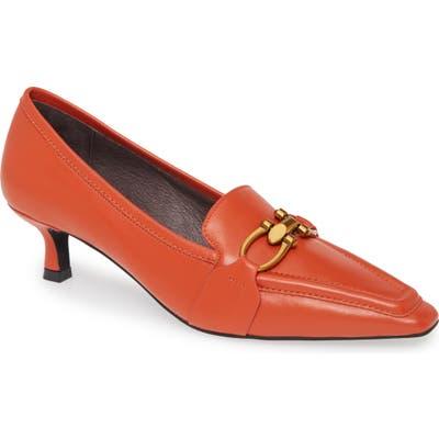 Jeffrey Campbell Pointed Toe Pump, Orange