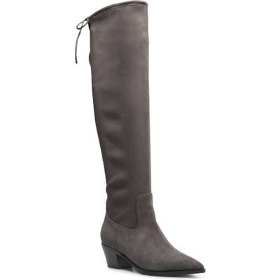 Blondo Esther Waterproof Over The Knee Boot, Grey