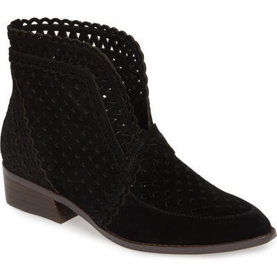 Cecelia New York Tate Bootie- Black