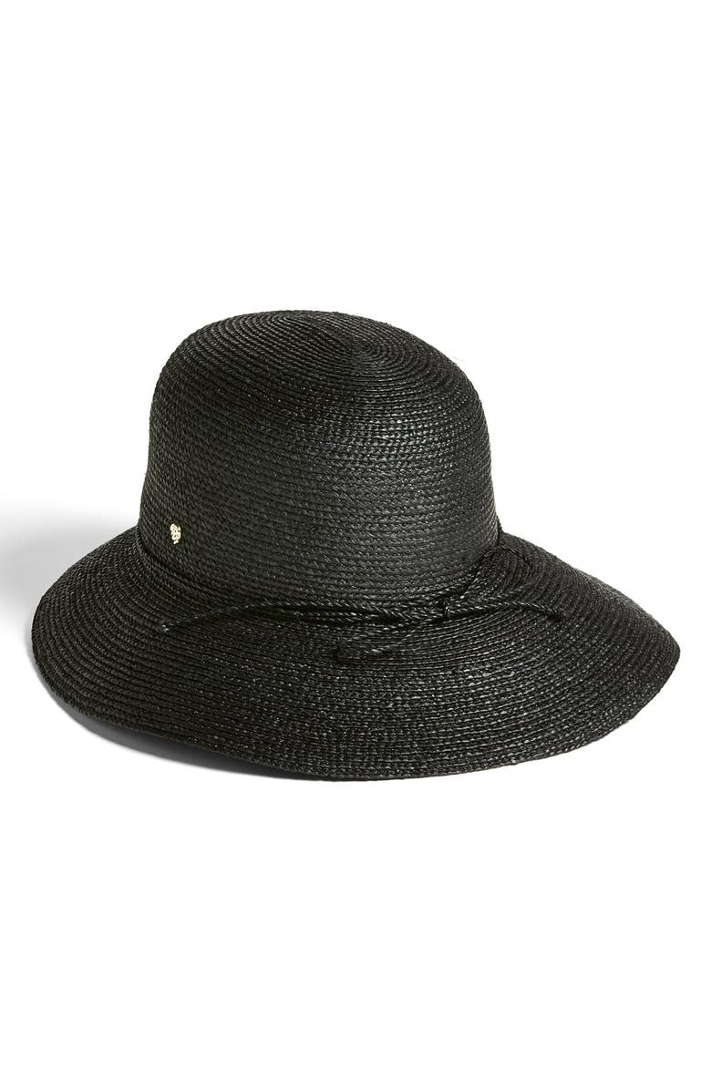 HELEN KAMINSKI 'Andriana' Raffia Straw Hat, Main, color, 001