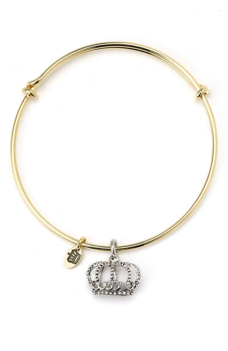 JUICY COUTURE 'Wish' Bangle, Main, color, 040
