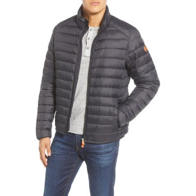Save The Duck Puffer Jacket, Black