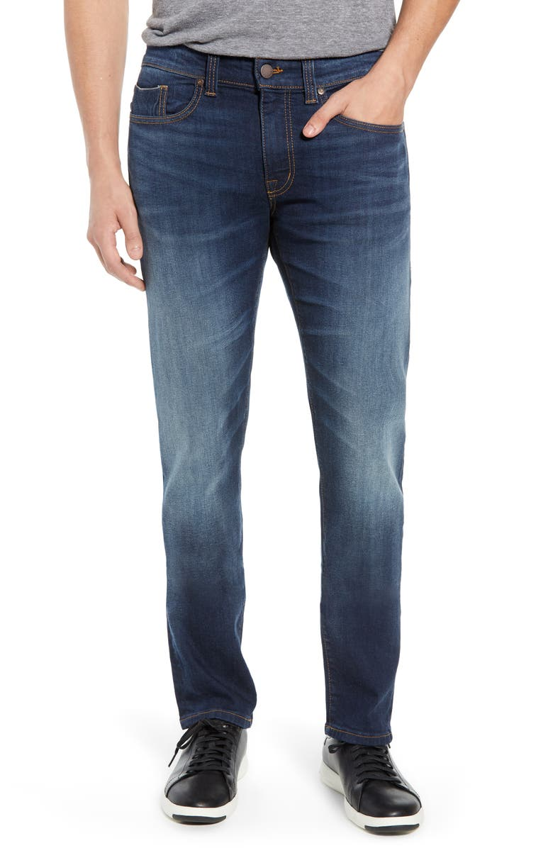 FIDELITY DENIM Torino Slim Fit Jeans, Main, color, 400