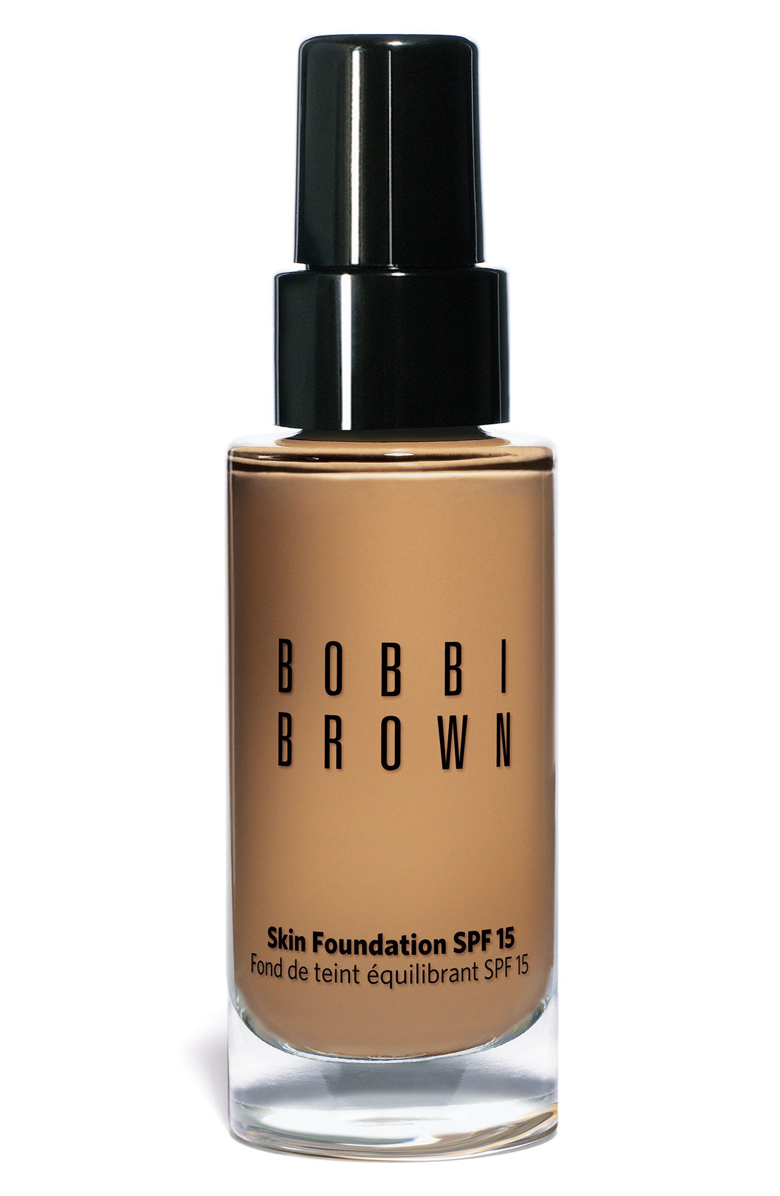 Skin Oil-Free Liquid Foundation Broad Spectrum Spf 15