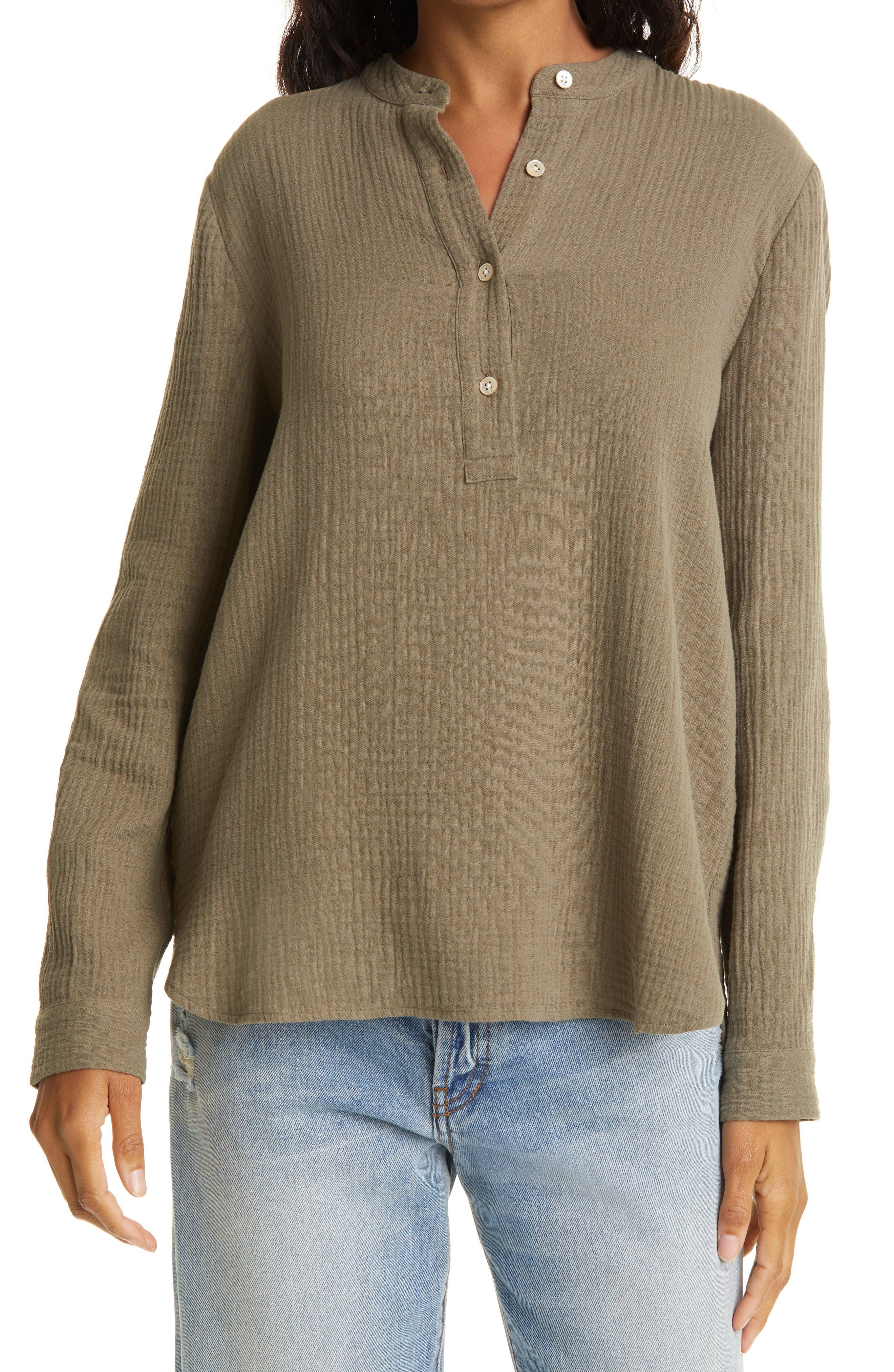 Cypress Cotton Shirt