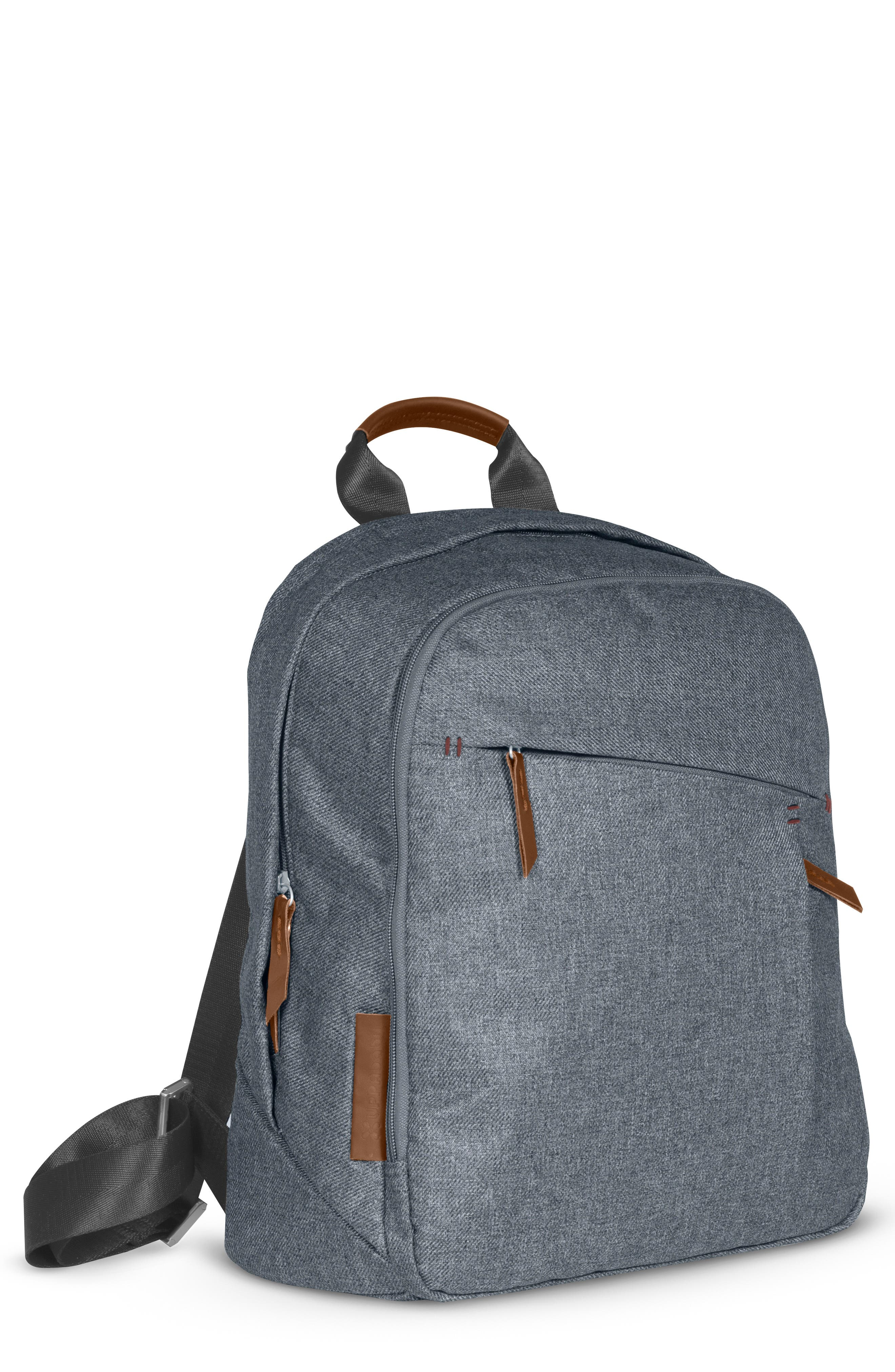 Infant Uppababy Diaper Changing Backpack  Blue