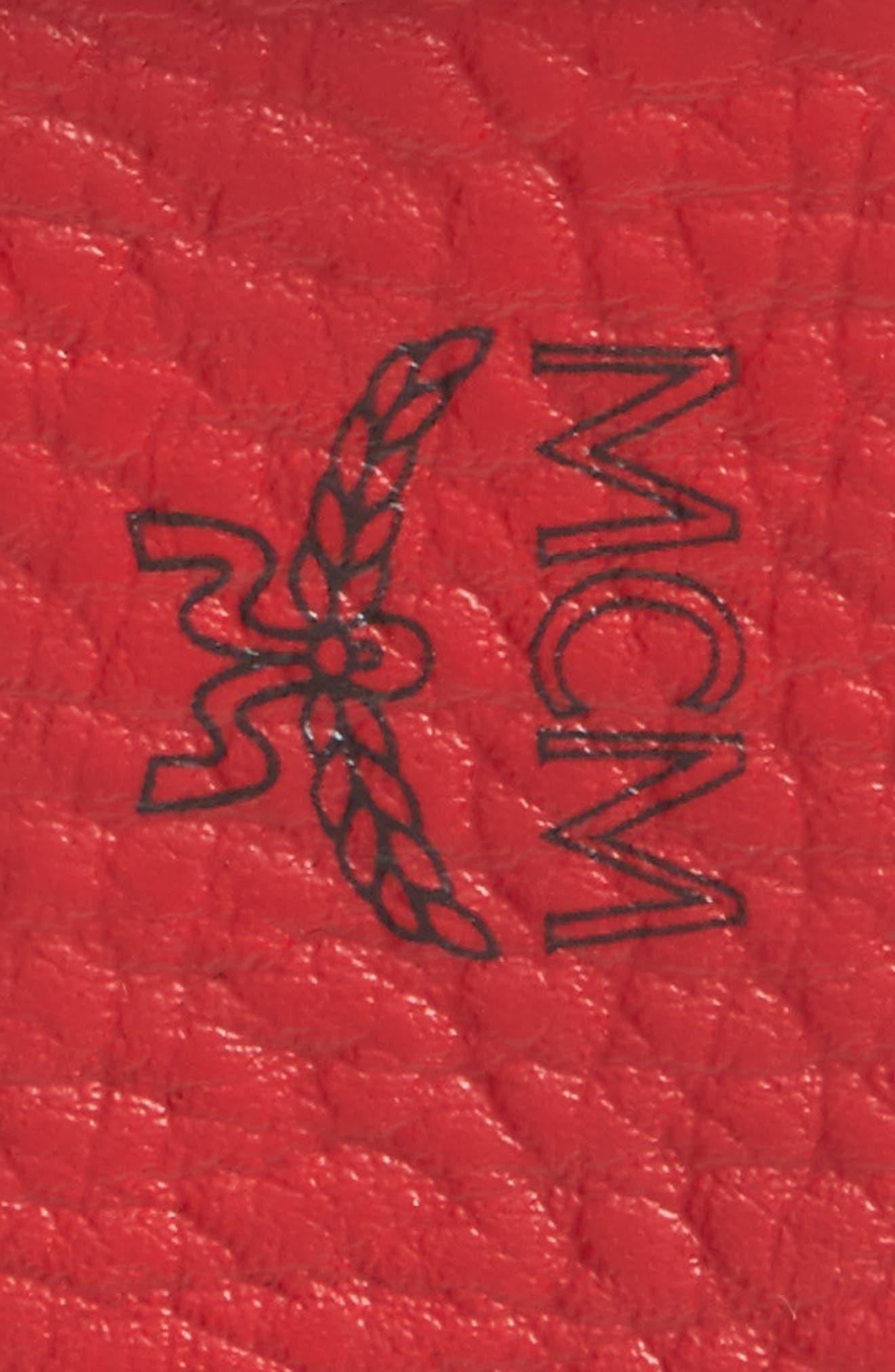 ,                             Reversible Signature Leather Belt,                             Alternate thumbnail 8, color,                             607