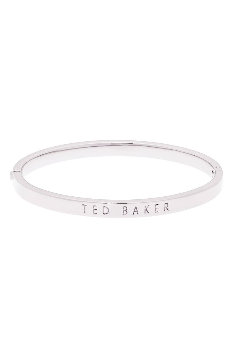 Clemina Hinge Bangle by Ted Baker London
