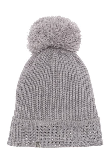 Image of Calvin Klein Square Studded Hat