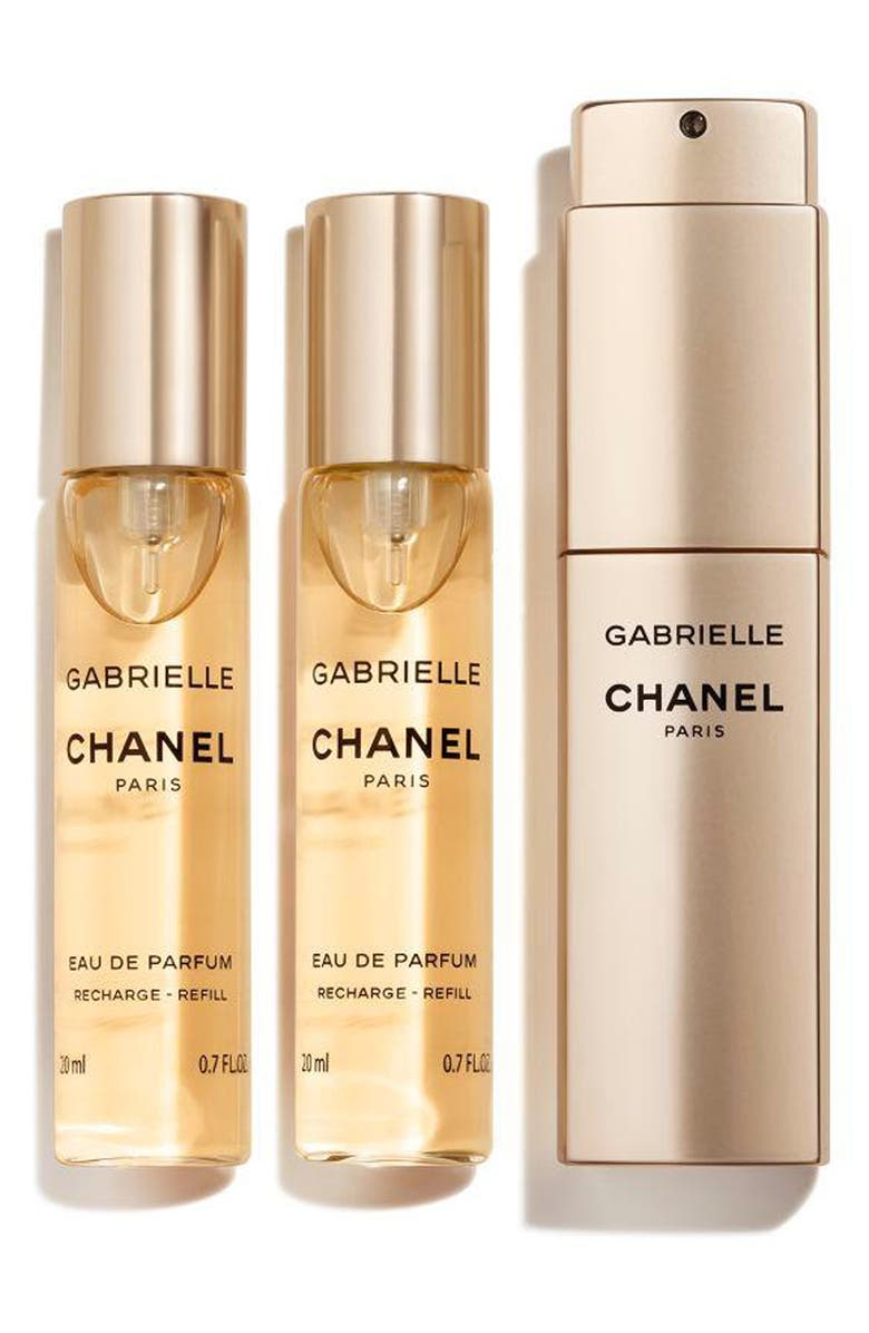 CHANEL GABRIELLE CHANEL Eau de Parfum Twist and Spray Set, Main, color, NO COLOR