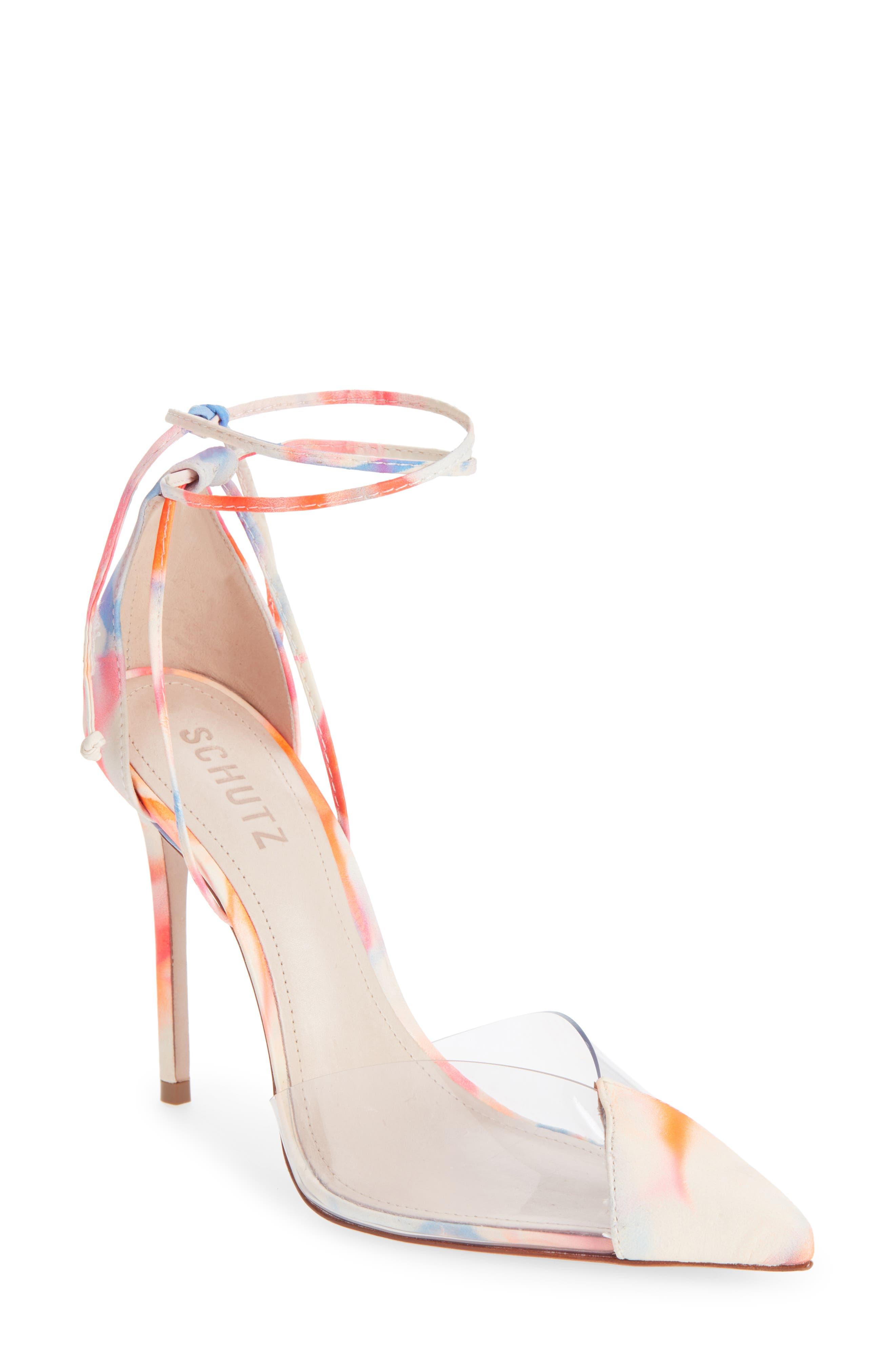 Women s Schutz Vanuza Ankle Strap Pump E5128