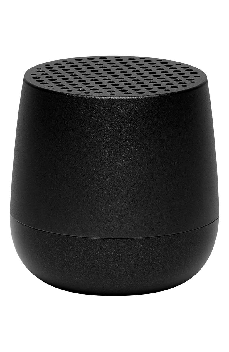 LEXON MINO Bluetooth<sup>®</sup> Speaker, Main, color, ALU BLACK