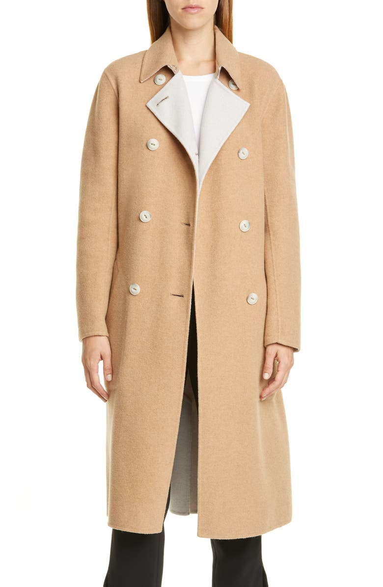 Rach Reversible Wool Blend Car Coat by Rag & Bone