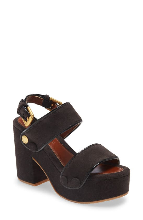 See By Chloé GALY PLATFORM SANDAL