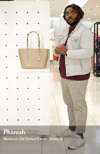 Taylor Small Leather Shopper, sales video thumbnail