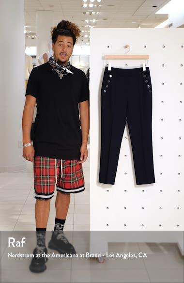 Friedman Crop Skinny Pants, sales video thumbnail