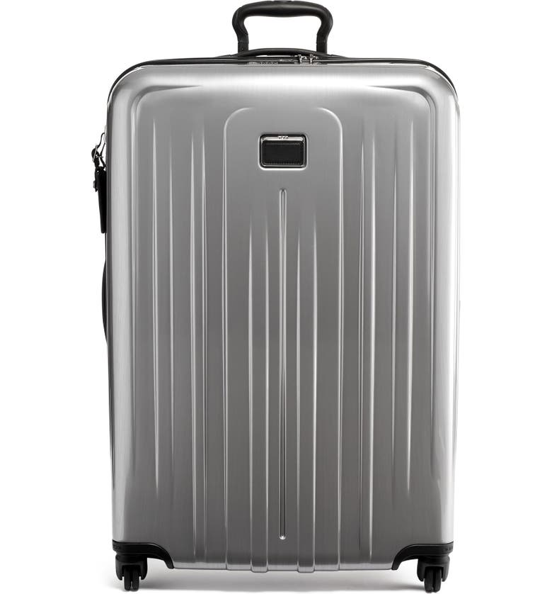 TUMI V4 Collection 31-Inch Extended Trip Expandable Spinner Packing Case, Main, color, GREY