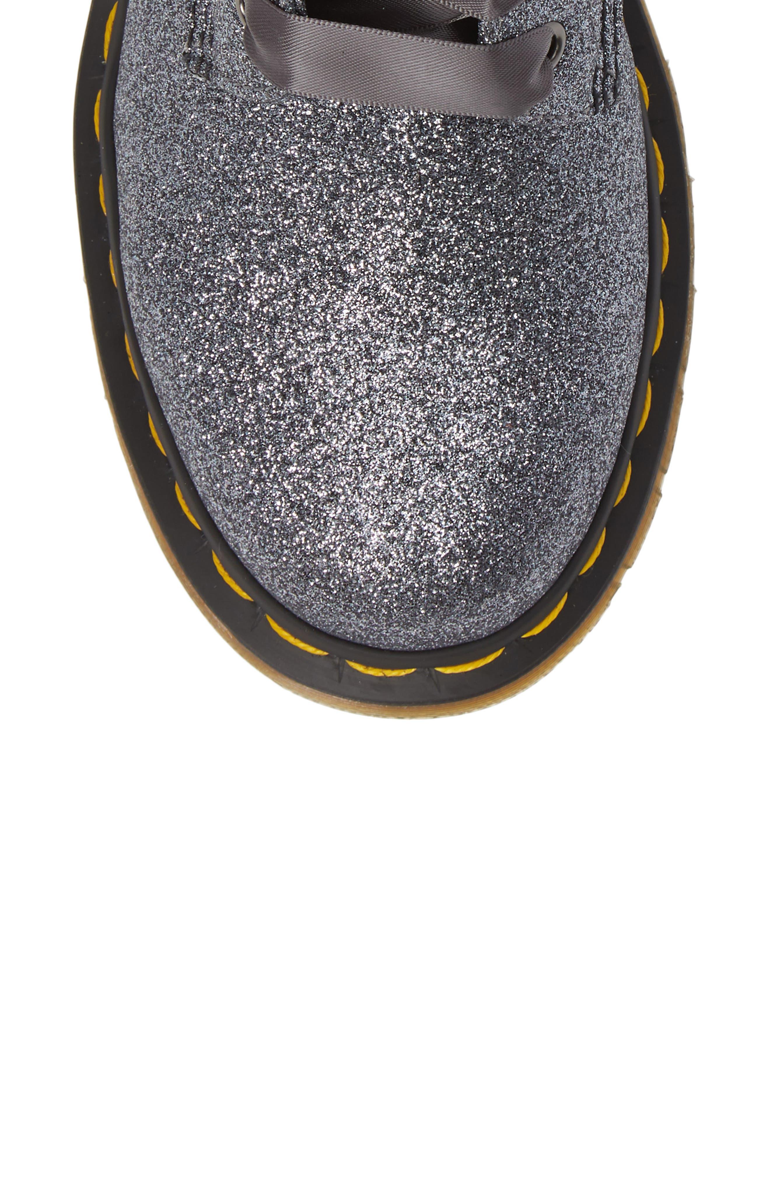 ,                             1460 Glitter Bootie,                             Alternate thumbnail 5, color,                             041