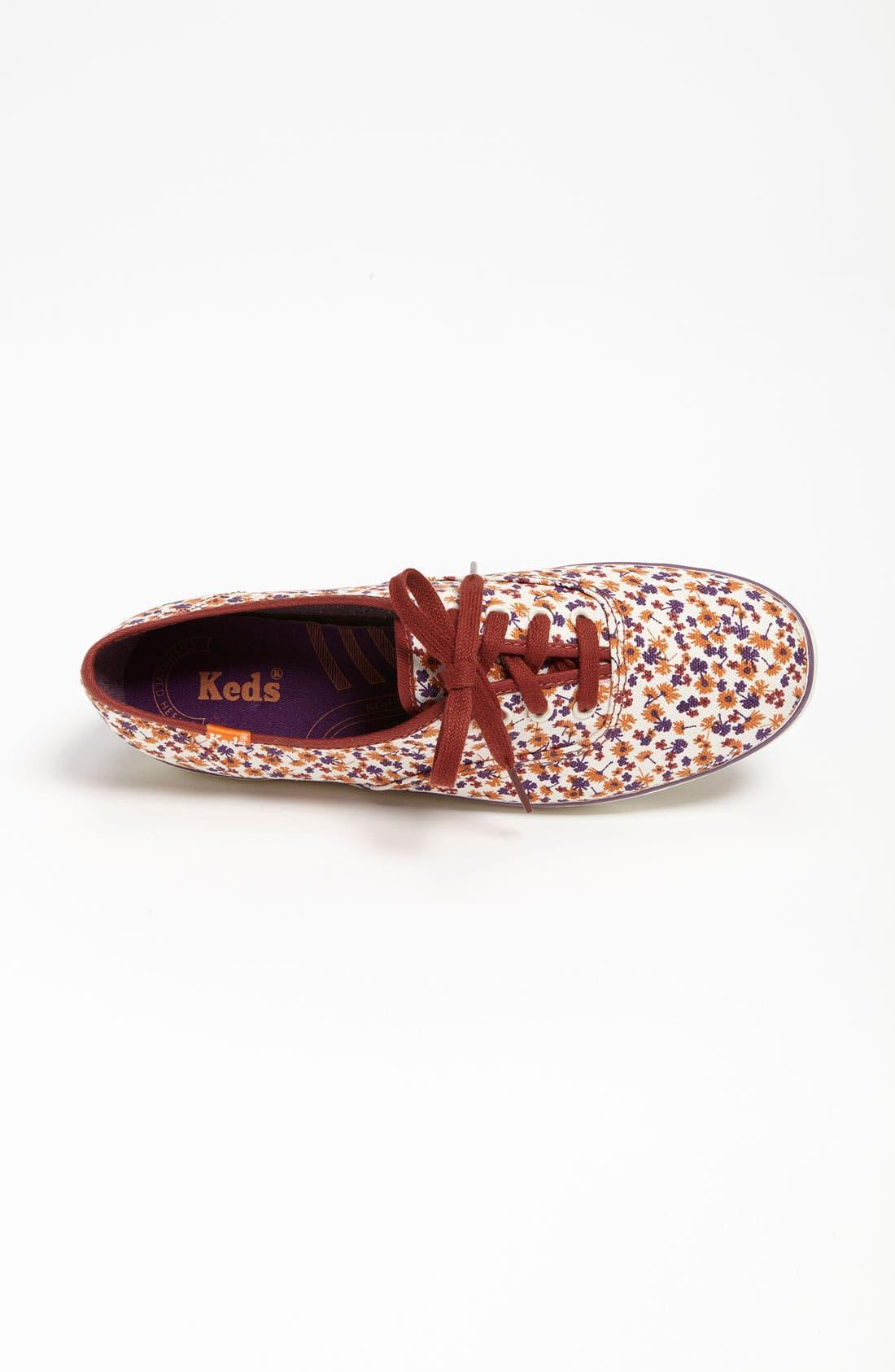 ,                             'Champion - Floral' Sneaker,                             Alternate thumbnail 11, color,                             801