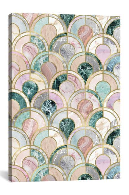 Image of iCanvas Marble Inlays by Emanuela Carratoni